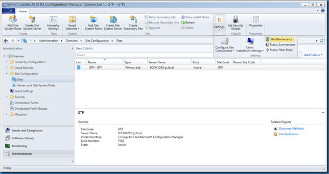 Start a scheduled SCCM 2012 site backup job manually – Security Site Manager Jobs