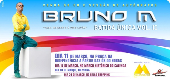 Bruno M - Batida Única II
