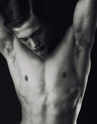 Stevin Chervin @ Nevs/Soul by Daniel Jaems, London, May 2012.