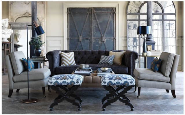 Nate Berkus Fabric collection