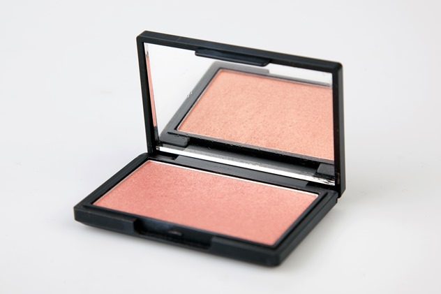 sleek blush rose gold nars orgasm dupe review