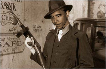 gangster. obama jpg