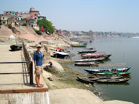 Ghats on the Ganga, Varanasi