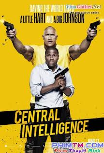 Điệp Viên Không Hoàn Hảo - Central Intelligence Tập HD 1080p Full