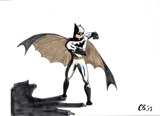Day 04 Batman