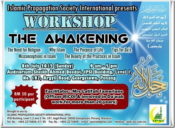 dakwah training_8julai2012