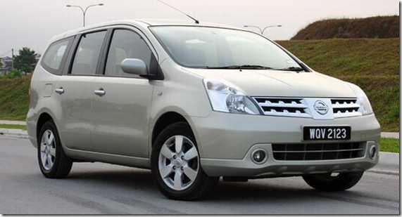 Nissan Grand Livina 06