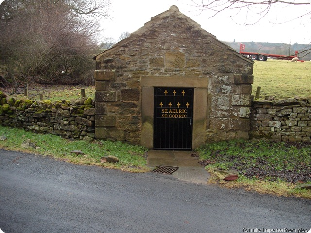 st aelric and st godric's well