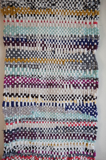 Fabric Woven Wall Hanging 4
