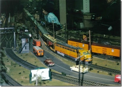 01 O-Scale Layout in Portland in Winter 2001