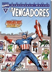 P00003 - Biblioteca Marvel - Avengers #3