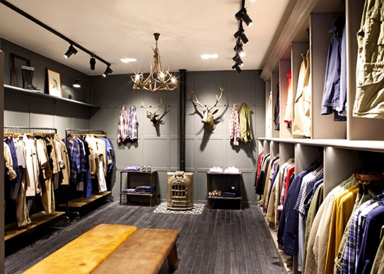 AIGLE-flagship-store-Paris