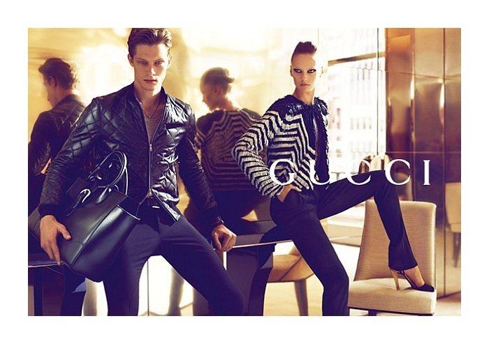 Gucci – Primavera  Verão 2012 (1)