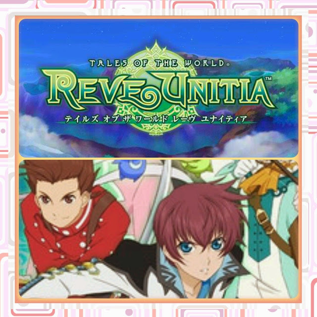 Tales Of The World: Reve Unitia JP