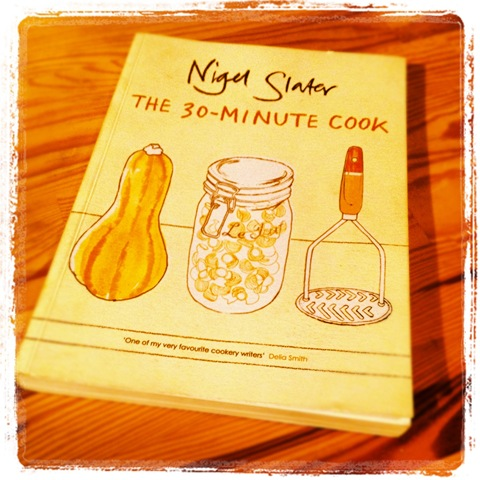 #194 - Nigel Slater's 30 Minute Cook book