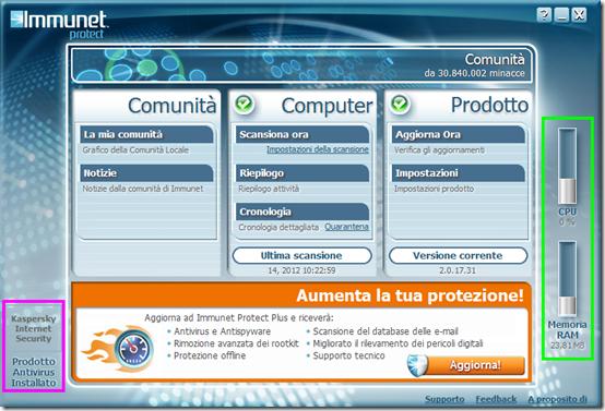 Immunet FREE Antivirus