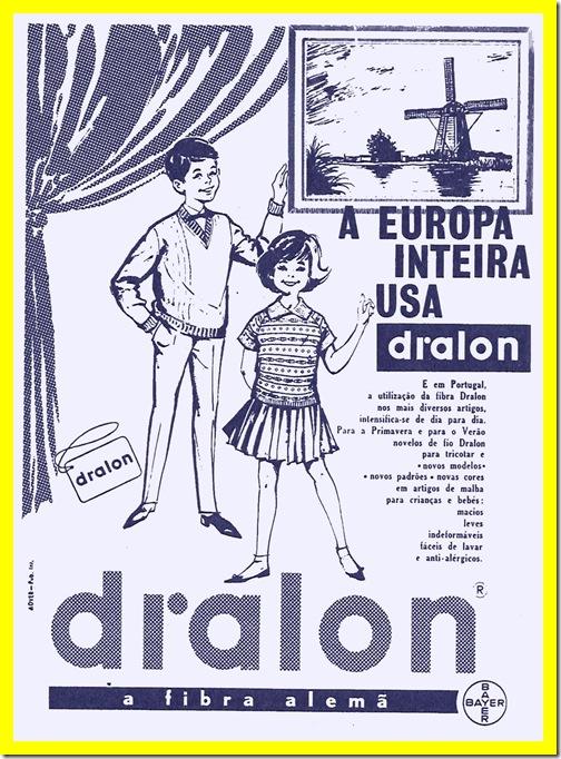 dralon fibras