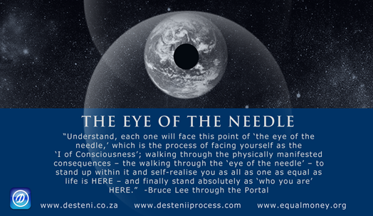 Eye-of-The-Needle