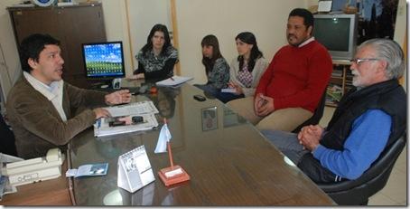 El Sindicato de Vendedores de Diarios y Revistas se suma a las Jornadas de concientización turística