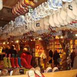 clog factory at the zaanse schans in zaandam in Zaandam, Noord Holland, Netherlands