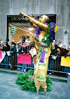 On the TODAY SHOW for Mardi Gras