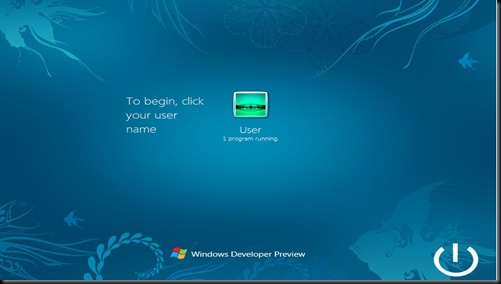 Windows XP's Login