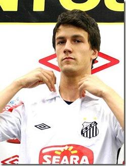 aaa-Volante com passagem na equipe principal do Manchester United, Rodrigo Possebon, ex-Tigre, agora é jogador do Mirassol no Paulista