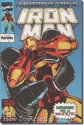 P00134 - El Invencible Iron Man #258