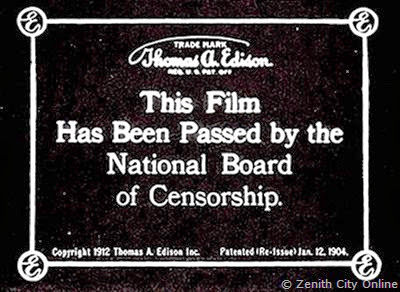 Edison Censura