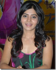Actress Samantha Latest Photos at Jabardast Press Meet
