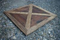 pavimento in legno antico di 1° patina