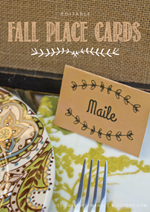 Designs by Miss Mandee - Place Cards