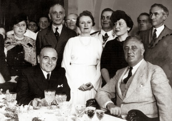 Roosevelt no Brasil