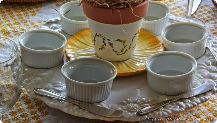 Sunshine Tablescape 6