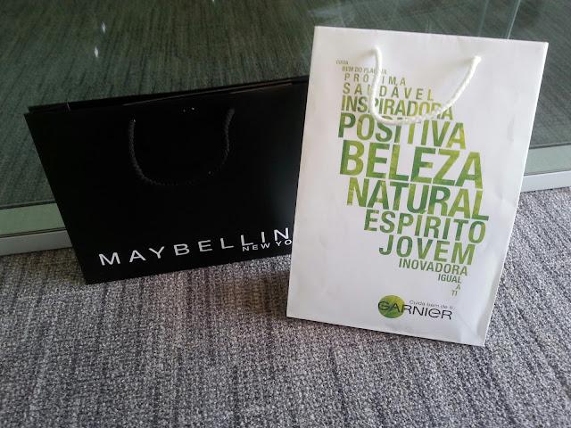 Maybelline e Garnier