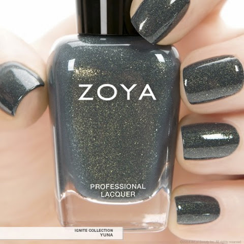 Zoya Nail Polish Blog