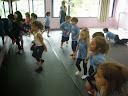 EI e Anos Inicias participam de aula com balão