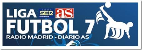 Comienza la Liga Fútbol-7 Radio Madrid Diario As en las instalaciones de Green Canal Golf.