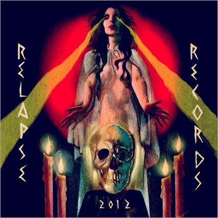 RelapseSampler2012