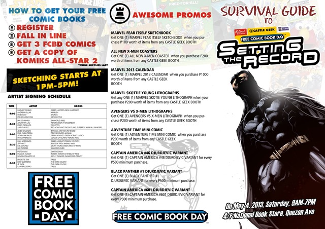 FCBD_NBS Survival Guide