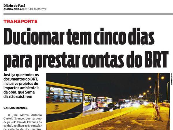 BRT diário