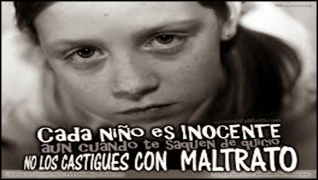 Día Internacional de los niños víctimas de agresión 2014