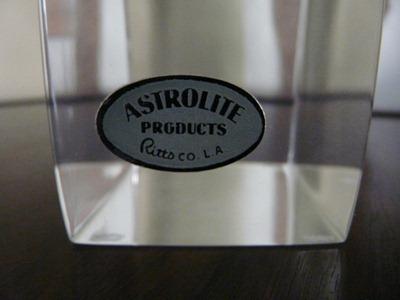 Astrolite label