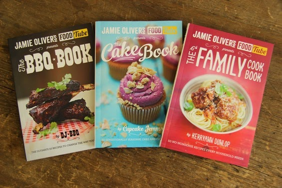 Food Tube Books