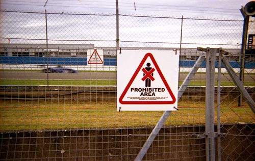 Donington-Park---Disposable-Camera