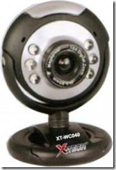 WebCam XT-WC040-driver