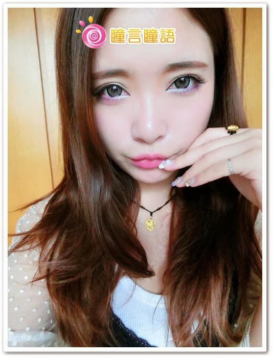 日本ROYAL VISION隱形眼鏡-Cinderella灰9