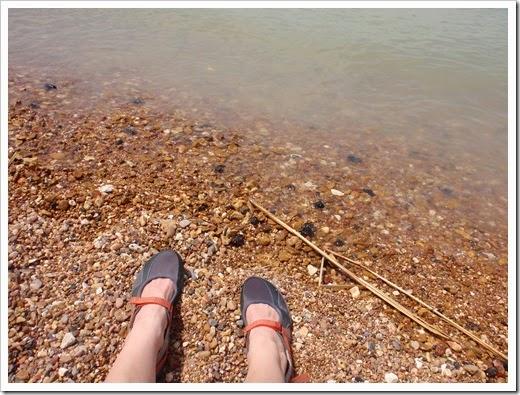 At Lake Bryan