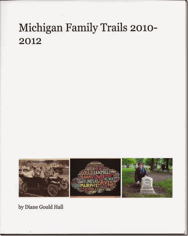 Michigan Family Trails 2010-2012_cover