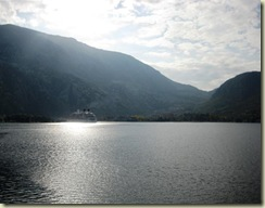 Approaching Kotor and Seabourn Odyssey (Small)